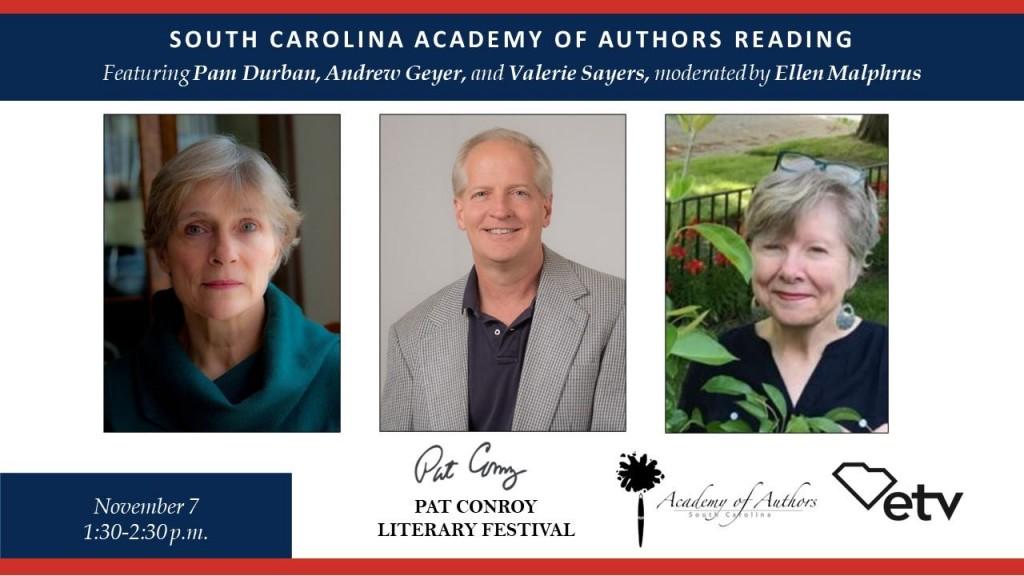 SC Academy Authors Reading