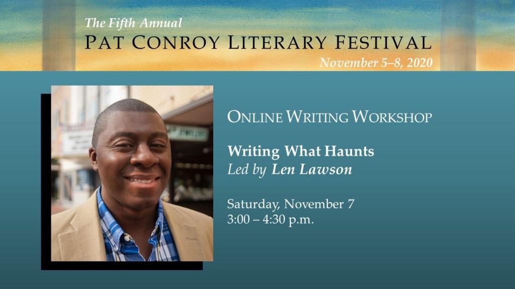 Writing What Haunts Workshop