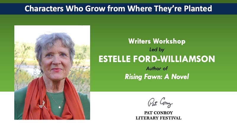 Writing Workshop with Estelle Ford-Williamson