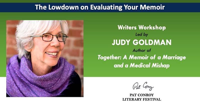 Evaluating Your Memoir workshop